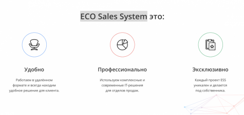 ECO Sales System