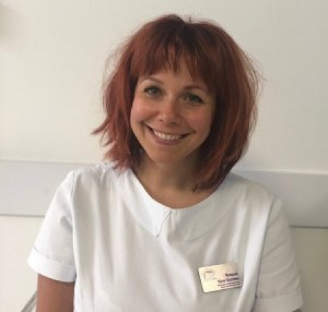 Яроцкая Юлия Олеговна — врач акушер-гинеколог