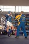 Клуб тайландского бокса Муэй-Тай «КРОСС»