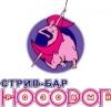 Розовый носорог